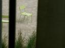green chair2