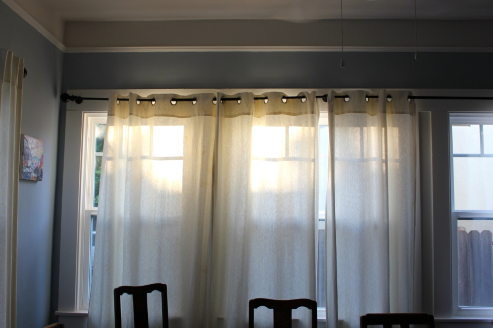 sun curtains