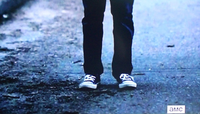 the killing shoes converse